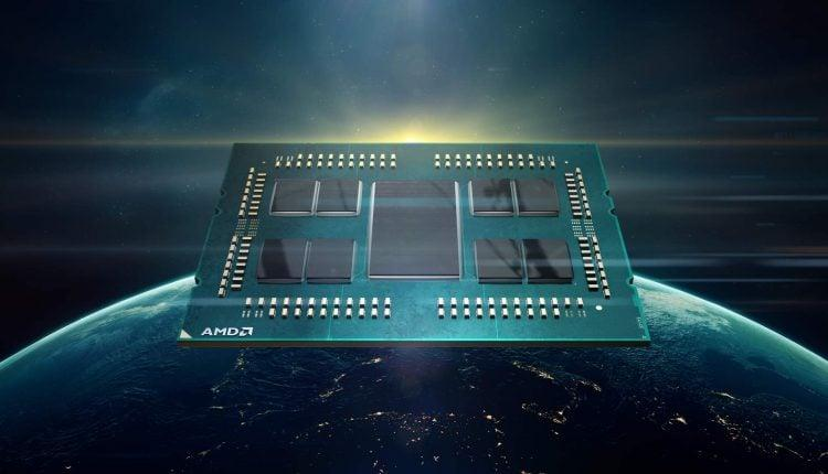 AMD EPYC Rome omgpu