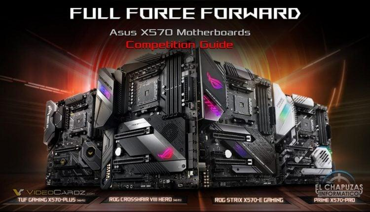 ASUS X570 Fighting Rog Strix Guide Gigabyte Msi Marketing Controvertial 01
