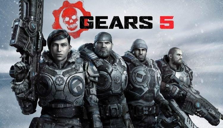 Gears5 gear of war wallpaper omgpul