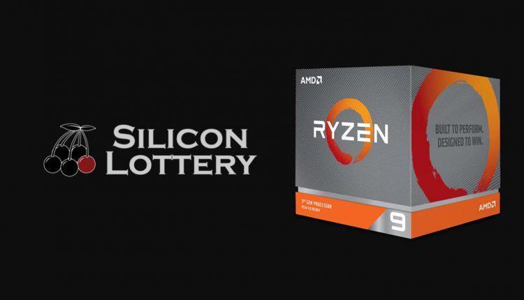 Silicon Lottery AMD Ryzen 3000 omgpu