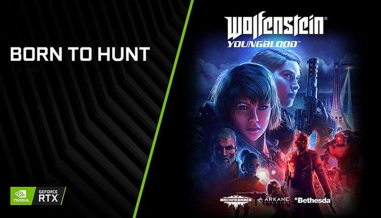 wolfenstein youngblood nvidia geforce ray tracing bundle omgpul