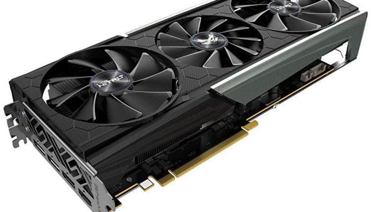 Sapphire Radeon RX 5700 XT NITRO OC