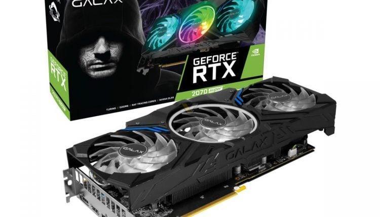 GALAX GeForce RTX WTF Series 1