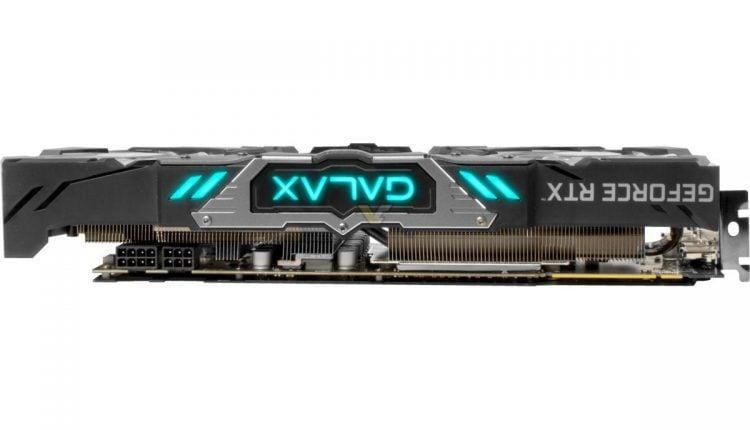 GALAX GeForce RTX WTF Series 3