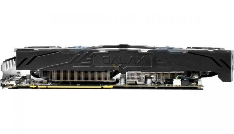 GALAX GeForce RTX WTF Series 4