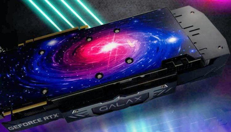 GALAX GeForce RTX WTF Series 5 1