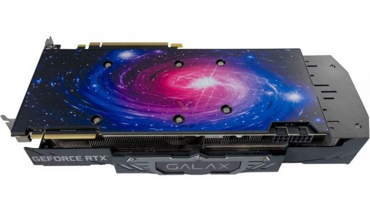 GALAX GeForce RTX WTF Series 8
