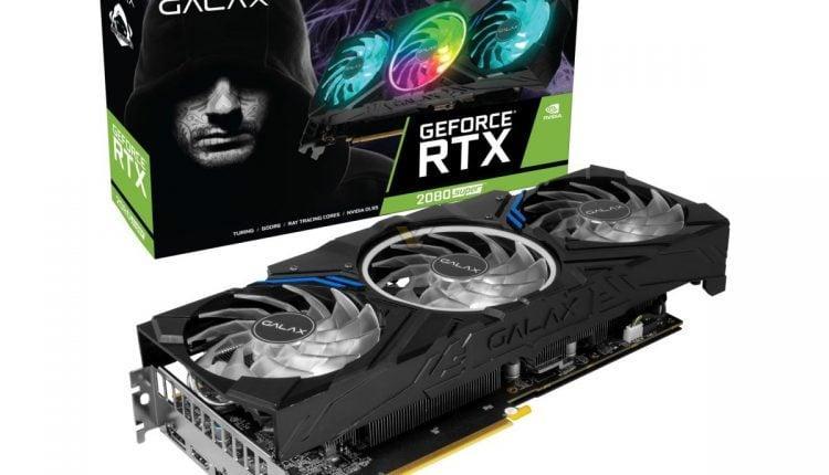 GALAX GeForce RTX WTF Series 9