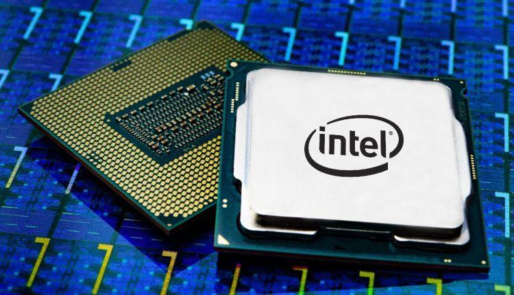 intel 9th gen core 2 processeur