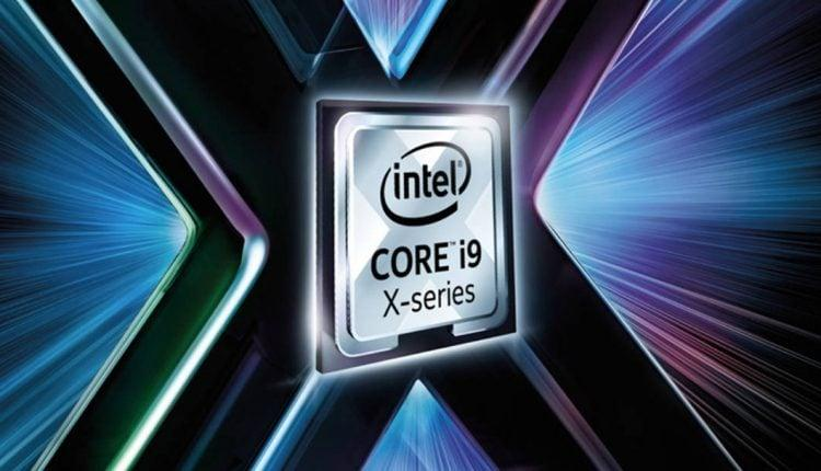 intel cascade lake x series