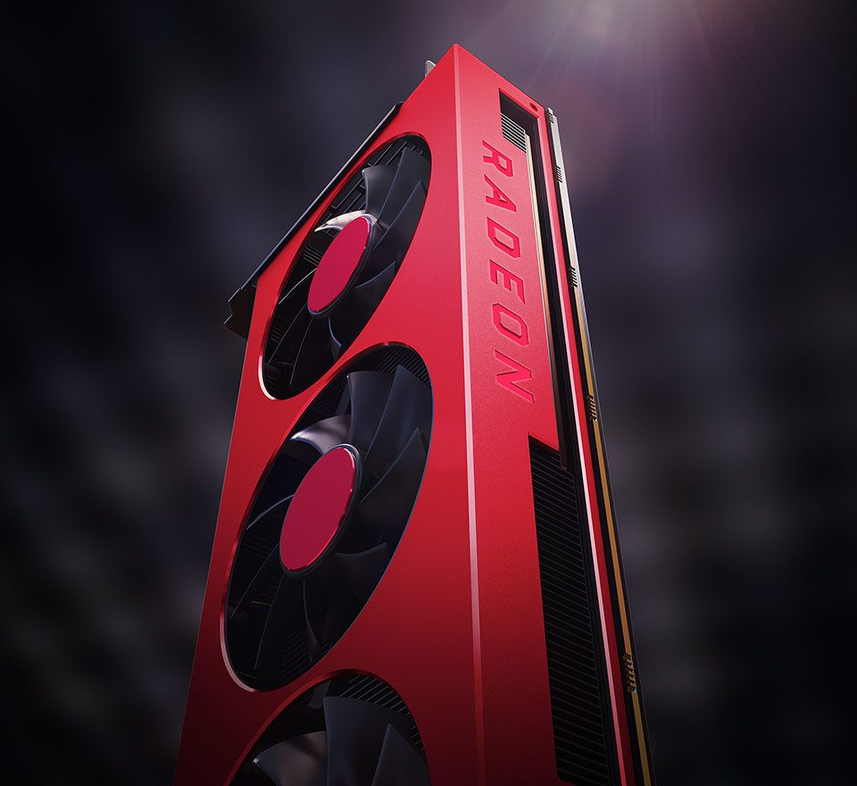 AMD Radeon RX Big Navi GPU Based 4K Enthusiast Graphics Card