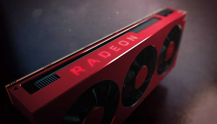AMD Radeon RX Big Navi GPU Based carte graphique