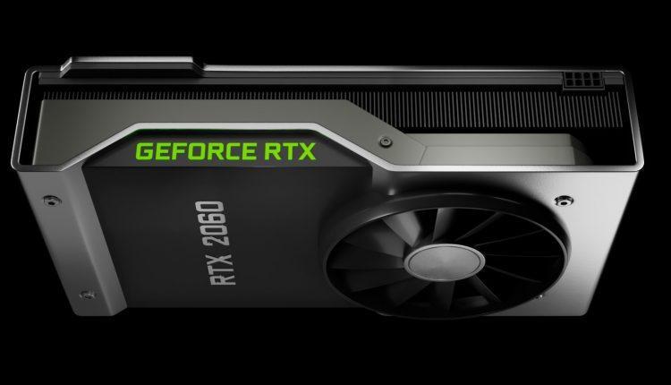 nvidia rtx 2060 low price