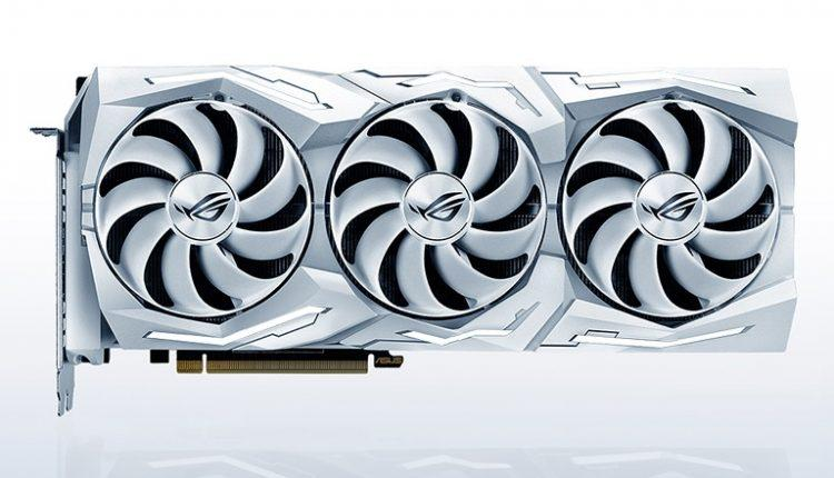 ASUS Intros ROG STRIX GeForce RTX 2080 SUPER White Edition