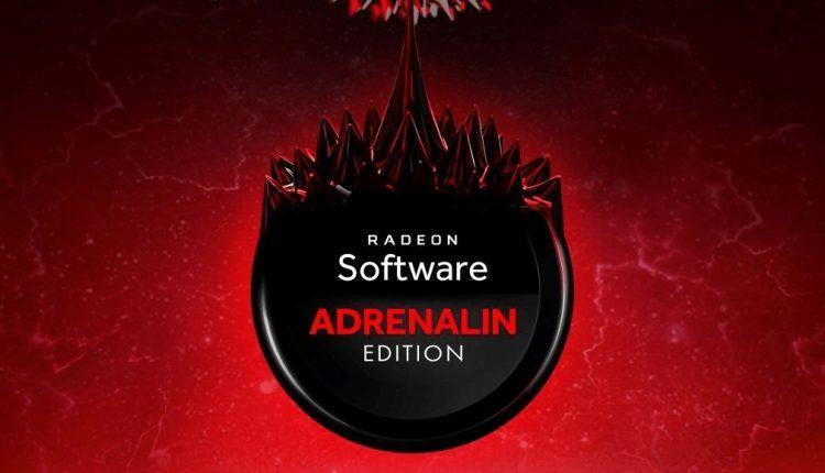 AMD Radeon Adrenalin driver pilote 2020 20.3.1
