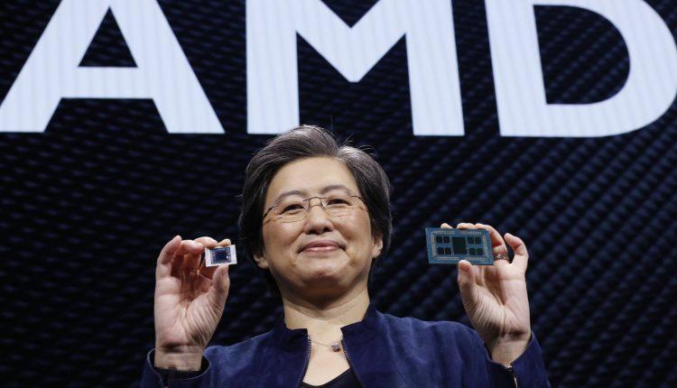 AMD Radeon RX CES 2020