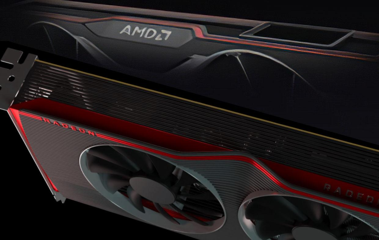 AMD Radeon RX Navi 2X vs RX 5600XT carte graphique