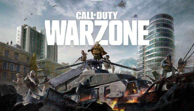 Call of Duty Warzone Battle Royale free to play driver geforce nvidia