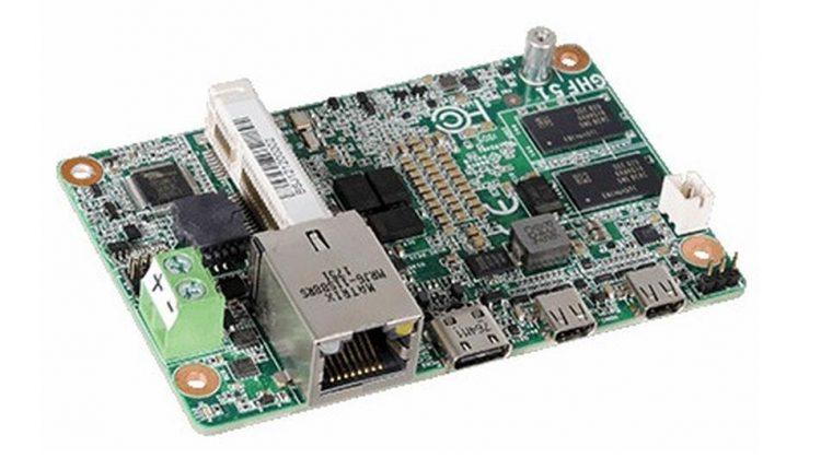 DFI GHF51 card pcb amd ryzen lanczos3 1