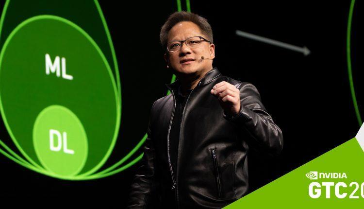 GTC20 nvidia stram Conference Jensen Huang