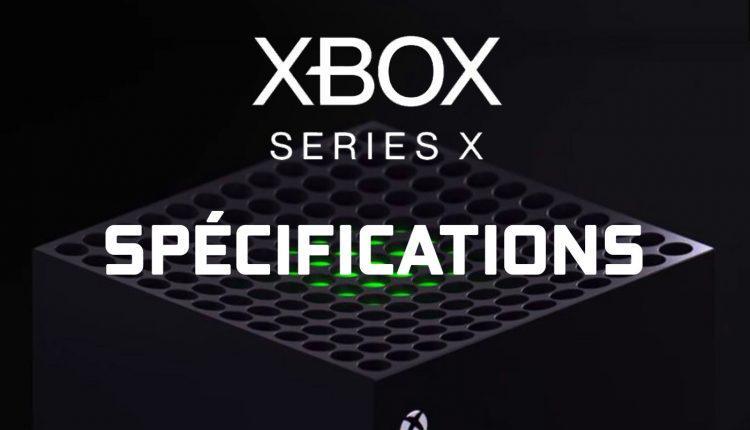 Xbox Series X specifications microsoft