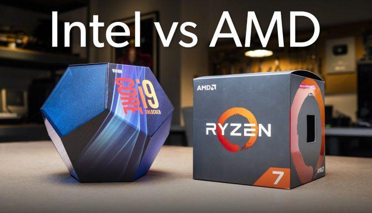 intel vs amd bench
