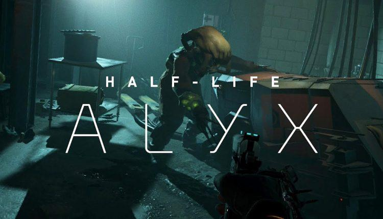 nvidia releases half life alyx game ready driver get version 445 75 pilote