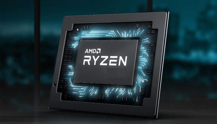AMD Ryzen 4000 APU Zen 3 processor CPU