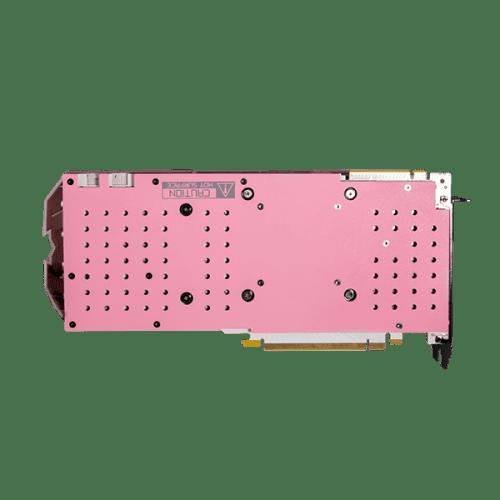 GALAX GeForce RTX 2070 Super EX PINK 27ISL6MD71PE carte graphique rose RGB 9