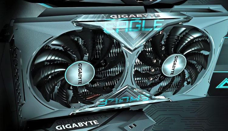 GIGABYTE Eagle Series graphic card geforce