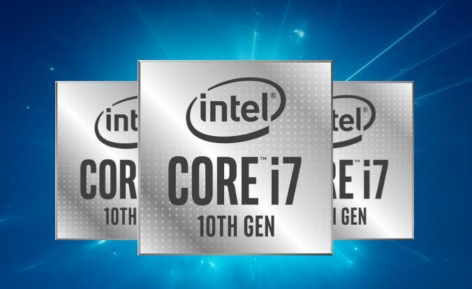 Intel Gen 10 Comete Lake S