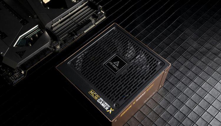 TEST Antec HCG High Current Gamer X HCG X1000 power supply alimentation