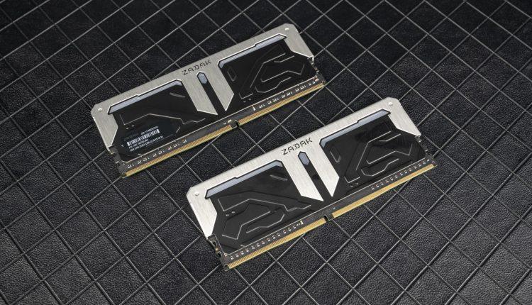 TEST Intel Core i7 10700 8 Core Core i5 10500 6 Core Core i5 10400 6 Core 65W ZADAK spark rgb DDR4 MODULE