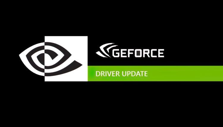 driver pilote nvidia whql hotfix telechargement download logo omgpu scaled