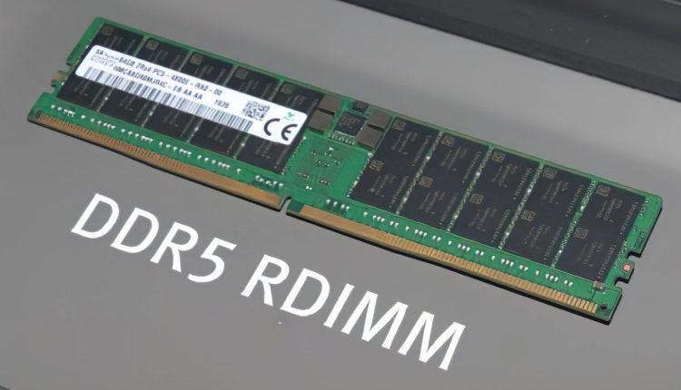 memoire memory DDR5 scaled