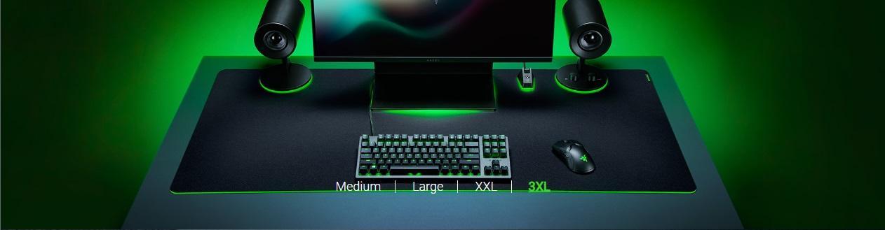 Razer Gigantus V2 mouse pad tapis de souris 3XL