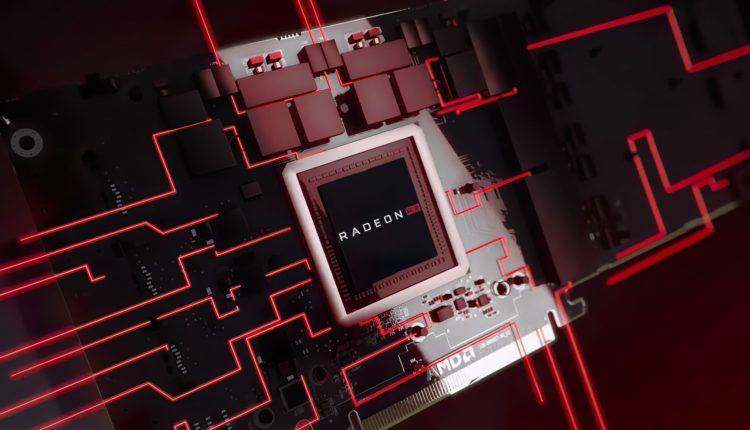 AMD GPU Radeon RX 1 Big Navi