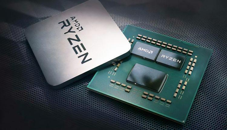 AMD Ryzen 4000 processeur processor