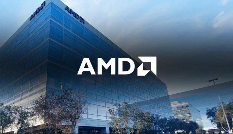 AMD sales building