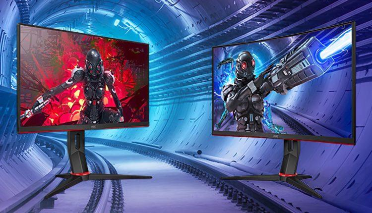 AOC G2 monitor moniteur gaming 240 Hz