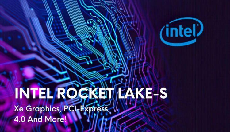 Intel Rocket Lake S processor processeur 1600px