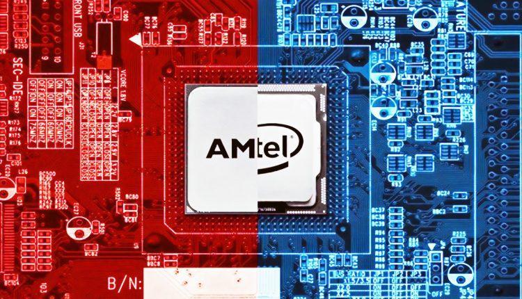Intel Vs Amd Battle