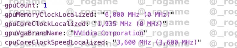 Nvidia Gpu Ampere Ts Leak