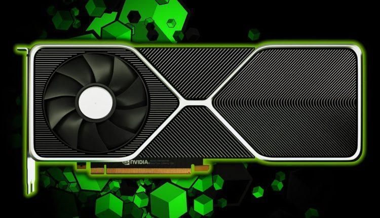 NVIDIA GeForce RTX 3080 3090 RTX Ampere card carte graphique GPU