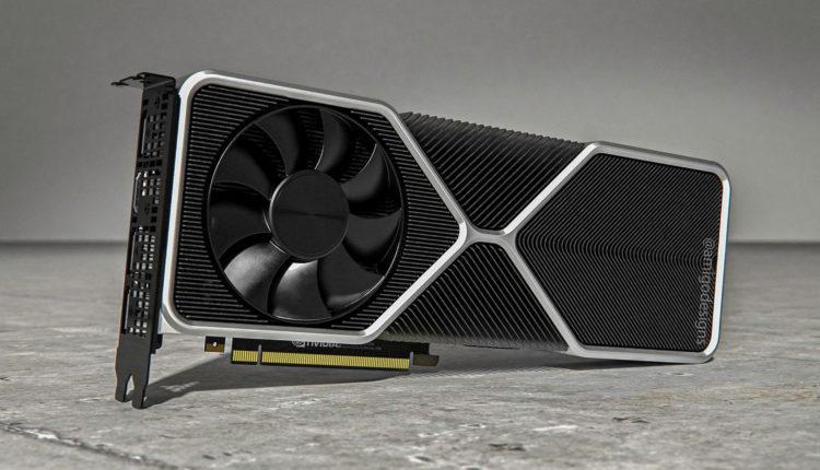 NVIDIA GeForce RTX 3080 photo 1