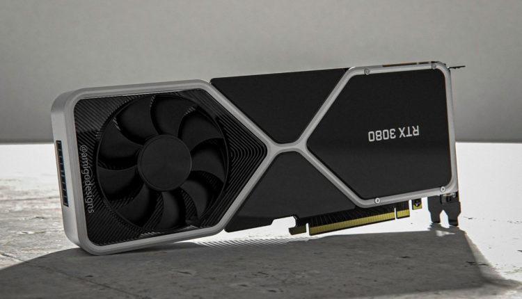 NVIDIA GeForce RTX 3080 photo 3