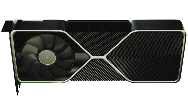 NVIDIA Geforce RTX 3080 3D carte 2