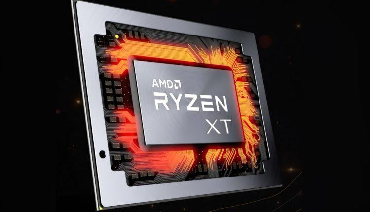 amd processeur ryzen 3900 xt 3800xt 3600xt prix specifications