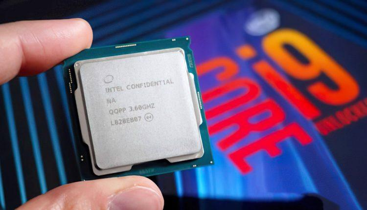 Intel Core I9 10850k Processor Processeur