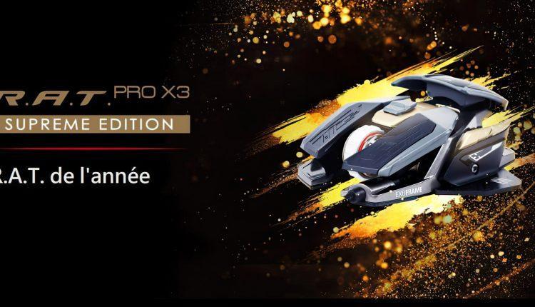 Mad Catz R.a.t. Pro X3 Supreme Souris